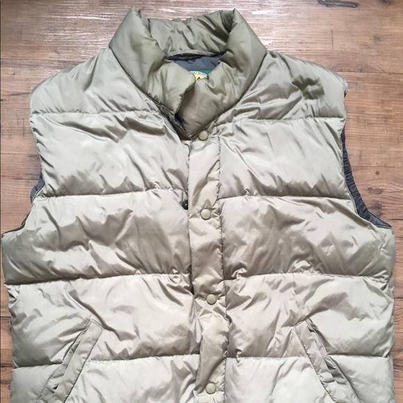 9ba06158180bc Cabela's Jackets & Coats | Cabelas Premier Northern Goose Down Vest ...